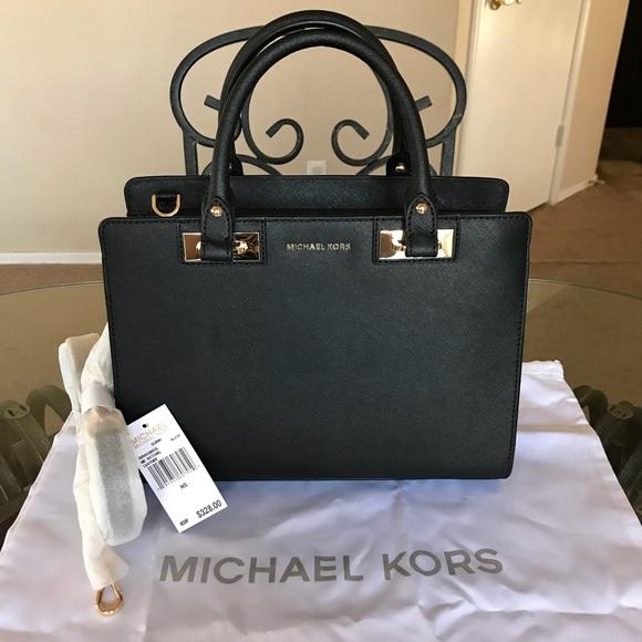 d4e74b7493b9 Michael Kors Bags | Mk Medium Quinn Satchel | Poshmark